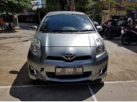 Yaris E Limited AT 2012